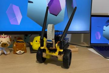 Jetbot 人工智能小車車 (Q1 Edition)