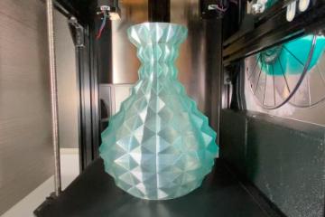 3D 列印薄壁作品的方法