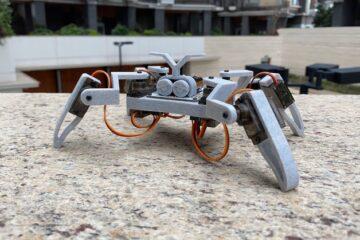 Q1 lite 3 Quadruped Robot